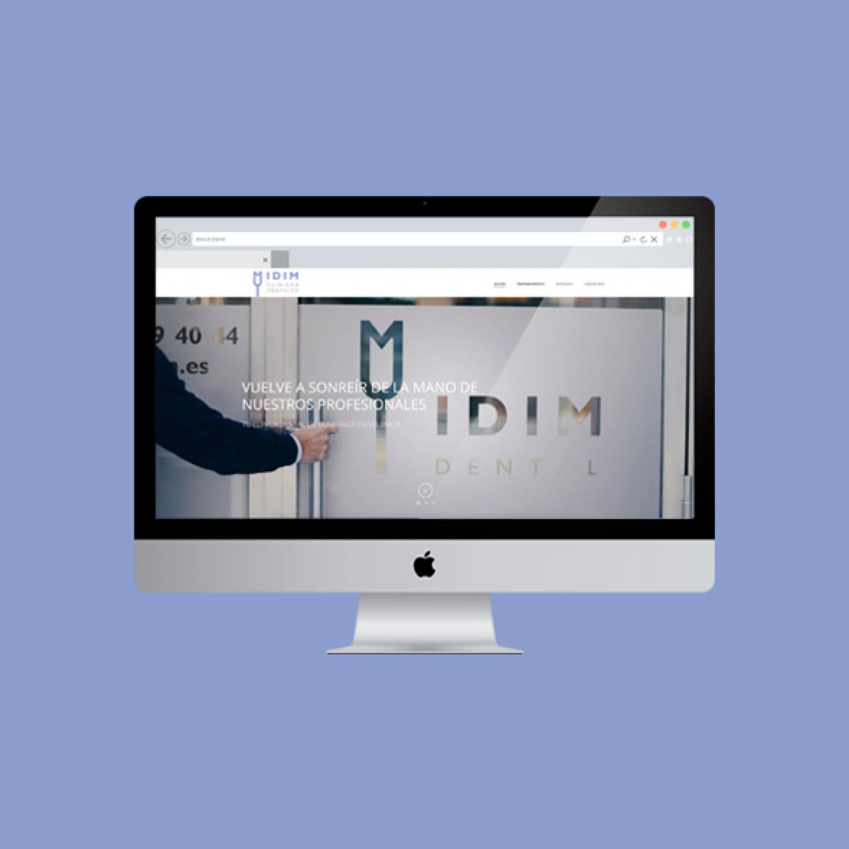 IDIM web
