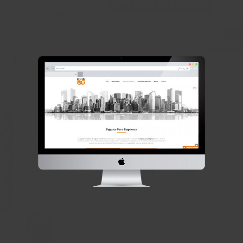 nueva web argente