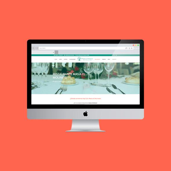masia el molinete web