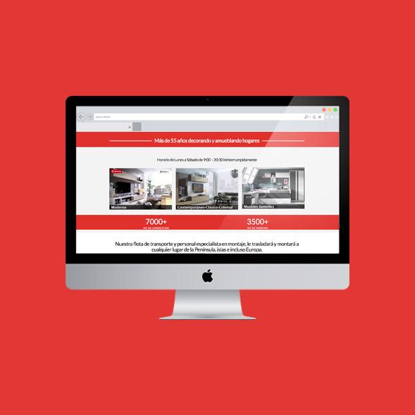 web muebles lara