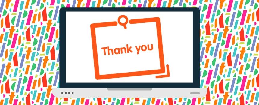 Cómo mejorar tu página de agradecimiento o thank you page
