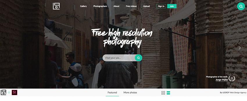 life of pix bancos imagenes gratis