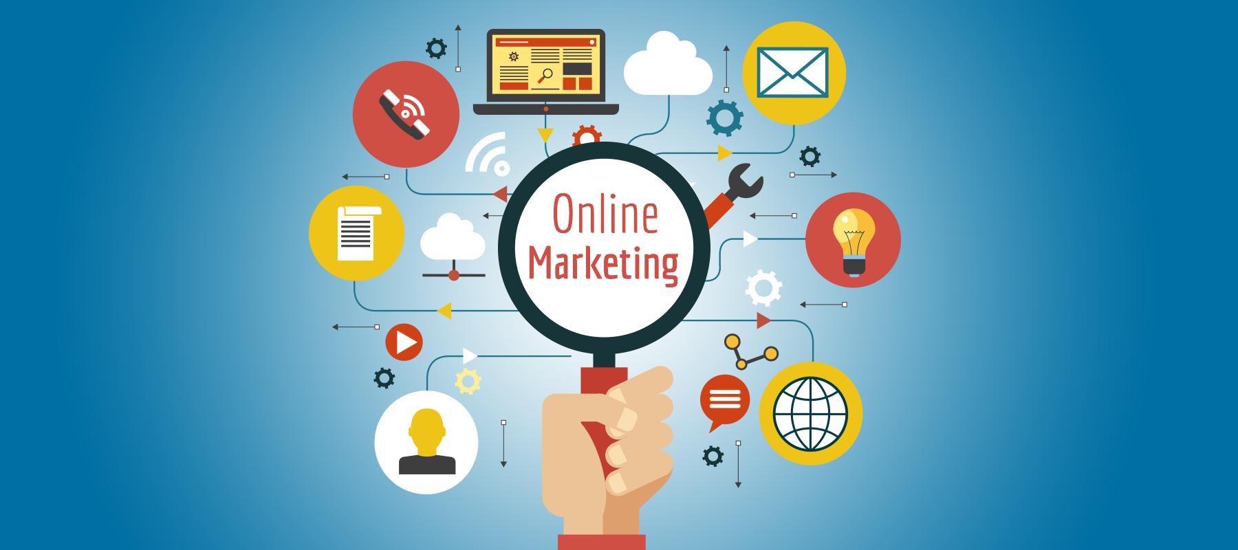 Resultado de imagen de marketing online
