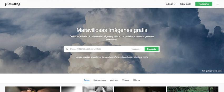 pixabay bancos imagenes gratis